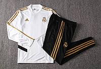 Костюм тренировочный Реал Мадрид 20/21 белый