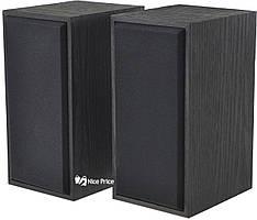 Компьютерные деревянные колонки Prime 2.0 FT-101 Black (2820)