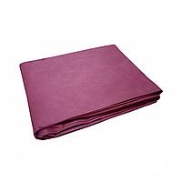 Чехол на кушетку 0,8*2,1м безшовний (универ.на резинке)1шт в уп.фиолетовый Пани Млада