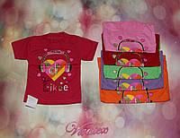 Детская футболка Лайки кулир