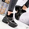 Черевики жіночі Evita бронза + чорні 2276, фото 10