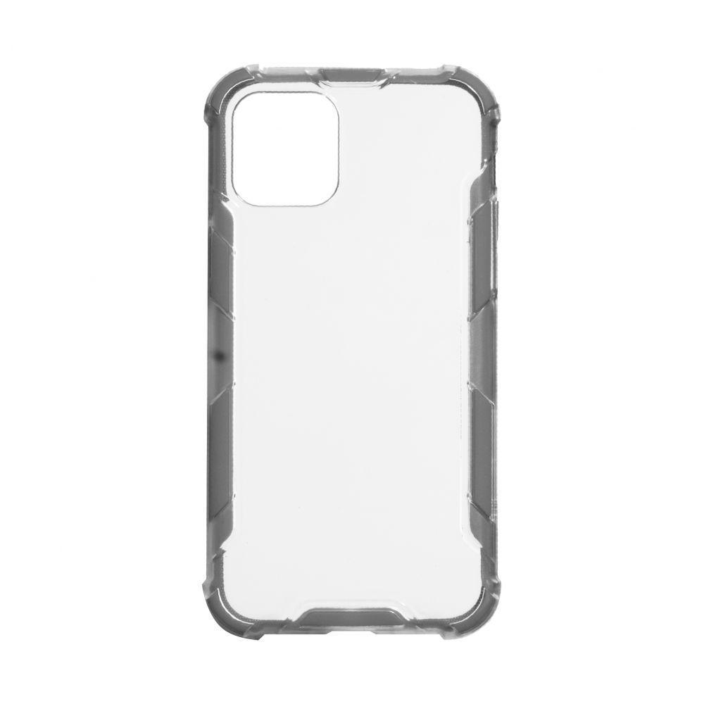 Чехол Armor Case Color Clear for Iphone 12 Mini Цвет Серый