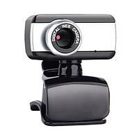 Web камера с микрофоном на прищепке, фото 1