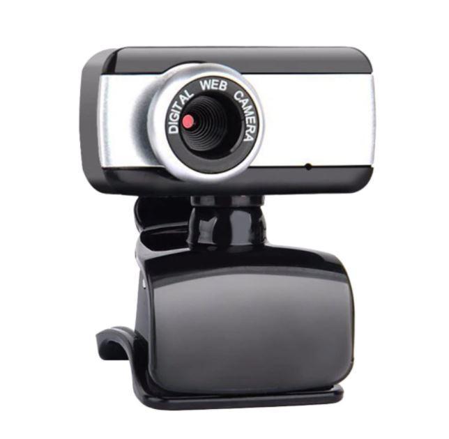 Web камера с микрофоном на прищепке