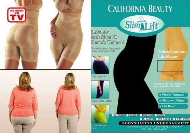 Белье для коррекции фигуры California Beauty Slim