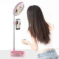 Зеркало LED лампа 16 см Live Makeup G3, фото 1