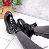 Черевики жіночі Frida чорний лак 2621, фото 8