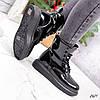 Черевики жіночі Frida чорний лак 2621, фото 9