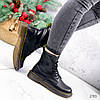 Ботинки женские Klara черный 2783 ДЕМИ, фото 5