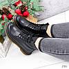 Ботинки женские Klara черный 2783 ДЕМИ, фото 7