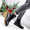 Ботинки женские Klara черный 2783 ДЕМИ, фото 8
