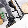 Ботинки женские Klara черный 2783 ДЕМИ, фото 10