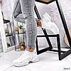 Кроссовки женские Ilar белые 2865, фото 3