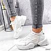 Кроссовки женские Ilar белые 2865, фото 8
