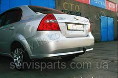 Фаркоп Chevrolet Aveo ZAZ VIDA (Шевроле Авео і Заз Віда)