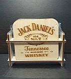"Набор подставок под горячее ""Jack Daniel's"" - 4 шт., фото 4"