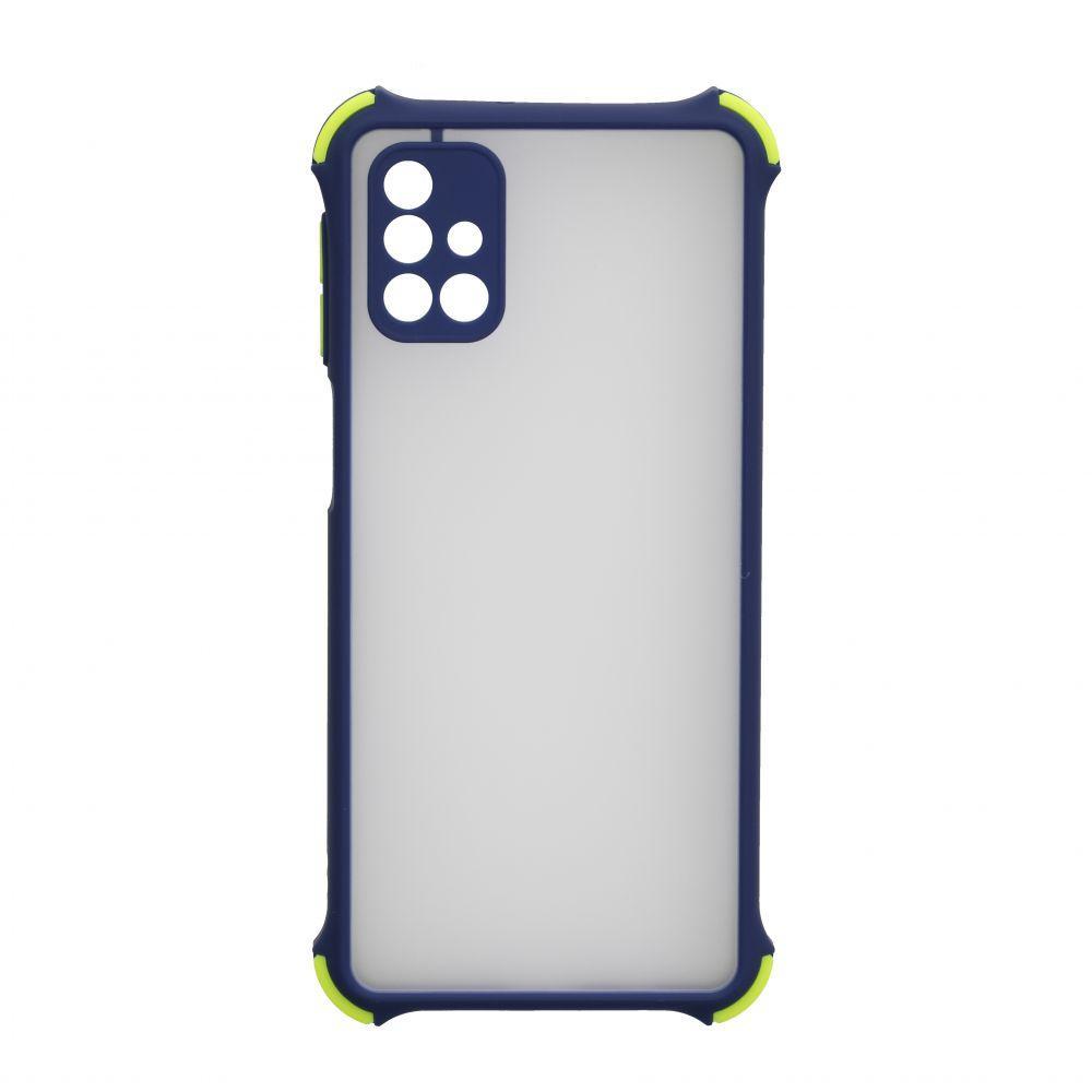Чехол Armor Frame for Samsung M31s Цвет Синий