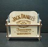 "Набор подставок под горячее ""Jack Daniel's"" - 4 шт., фото 2"