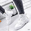 Ботинки женские Reff белые 1971, фото 2