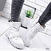 Ботинки женские Reff белые 1971, фото 4