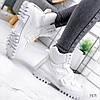 Ботинки женские Reff белые 1971, фото 6