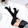 Чоботи жіночі Roxana 2558 чорні ДЕМІ, фото 3