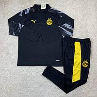 Тренировочный костюм Боруссия Дортмунд 20/21 черный