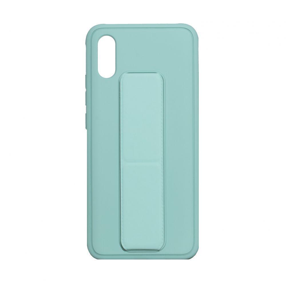Чехол Bracket for Xiaomi Redmi 9A Цвет Light Green