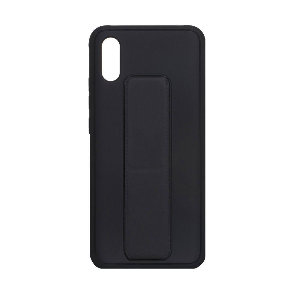 Чехол Bracket for Xiaomi Redmi 9A Цвет Black