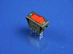 Универсальная кнопка для бытовых электроприборов, 2 положения, ON/OFF (RS606)