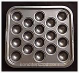 Кейк попс 18 шт (набор с палочками) метал., фото 2