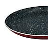 Сковорода блинная с антипригарным покрытием Con Brio СВ-2624 (26см) | сковородка Con Brio красная, фото 2