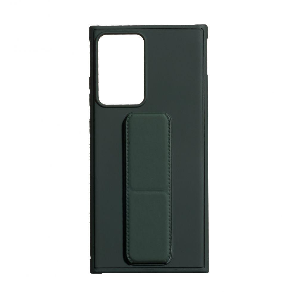 Чехол Bracket for Samsung Note 20 Plus Цвет Green