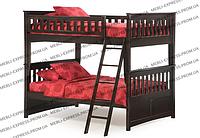 Двухъярусные кровати Жасмин (ширина спального места 1,2 м)