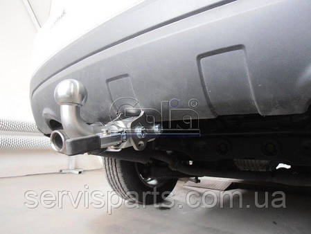 Фаркоп Chevrolet Captiva (Шевроле Каптива), фото 2