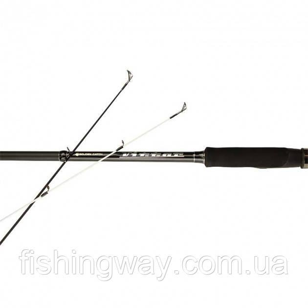 Спінінг GC Vittor VTS-802МІ 2.44 м 4-22гр