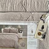 Постельное белье Евро размер. Rimbossa - Эффект объёма | Высокое качество., фото 2