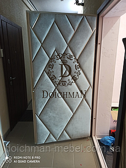 Декоративная обивка дверей