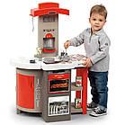Детская интерактивная игровая кухня Tefal Opencook Smoby складная для детей, фото 5