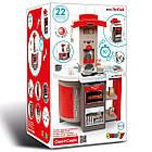 Детская интерактивная игровая кухня Tefal Opencook Smoby складная для детей, фото 6