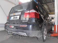 Фаркоп на Chevrolet Orlando 2011- (Шевроле Орландо) оцинкованный, фото 3