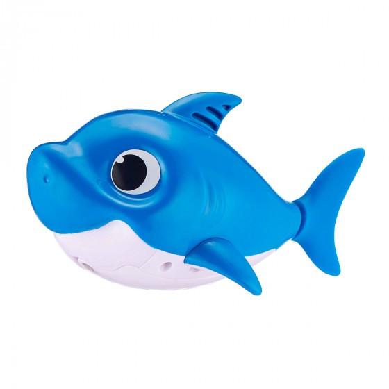 Интерактивная игрушка для ванны Robo Alive - Daddy Shark 25282B