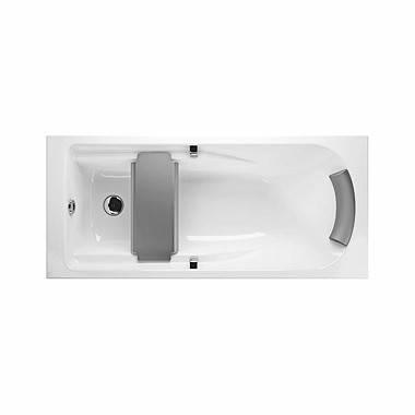 Ванна прямоугольная  COMFORT PLUS 150 X 75 CM с ручками, фото 2