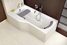 Ванна прямоугольная  COMFORT PLUS 150 X 75 CM с ручками, фото 3