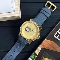 Мужские часы Megalith 8041M Gray-Gold Dragon Sculpture, фото 3