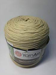 Пряжа трикотажна maccheroni YarnArt