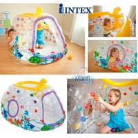 Intex 48664, детский игровой центр подводная лодка, фото 1
