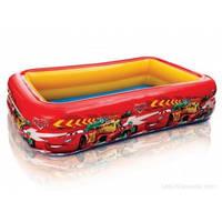 Intex 57478, надувной детский бассейн Тачки, фото 1