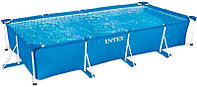 Intex 28273, каркасный бассейн 450 x 220 x 84 см Rectangular Frame Pool