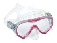 Bestway 22045-pink, маска для плавания. Розовая, фото 1